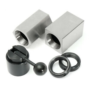 5c Collet Block Chuck Set Square Hex Collecy Closer Holder Lathe