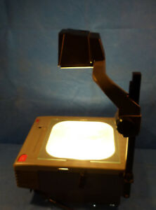 3m 9100 Overhead Projector With 2 New 360 Watt Enx Builbs
