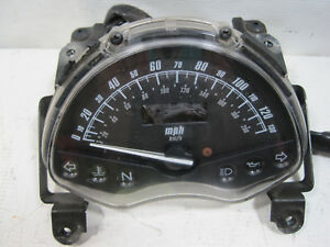 Oem Speedometer Assembly use For Parts Off 2007 Honda Vtx1300 u5460