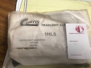 Curtis Snow Plow Headlight Adapters 1hl5