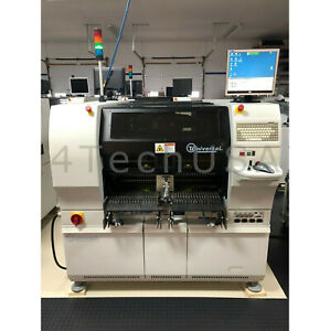 Universal Instruments Gsm2 4688a Dual Beam Pick And Place Machine upgraded