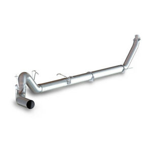 Mbrp Exhaust 5 Turbo Back Single Side Exit No Muffler Al 94 02 Dodge
