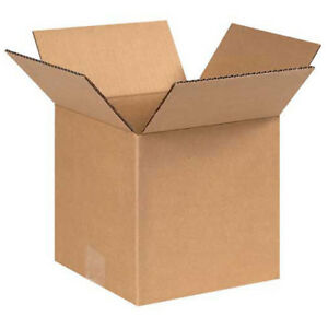 Box Partners 8 X 8 X 8 Corrugated Boxes 25 Pack 888 Lot Of 25