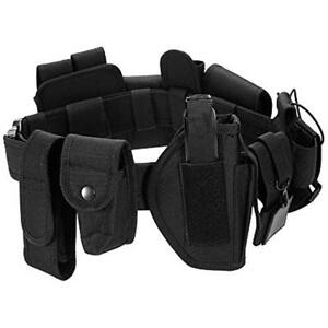 Tactical Belt Pouches Holster Gear Security Law Enforcement Military Police New