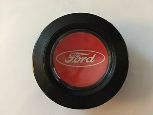 Nos Ford Nardi Personal Steering Wheel Horn Button