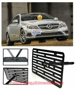 Eos Full Sized Front Tow Hook License Plate For 14 up Benz C207 E class Coupe