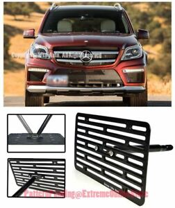 Eos Full Sized Tow Hook License Plate For 13 up Gl500 Gl550 Gl63 Amtow Hoo