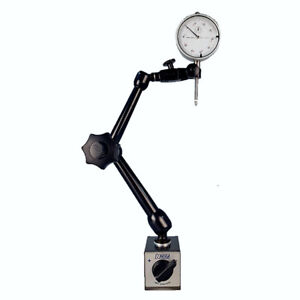 All Industrial 52000 0 1 Dial Indicator Noga Mg61003 Magnetic Base