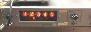 Hewlett Packard Hp 5512a Electronic Frequency Counter