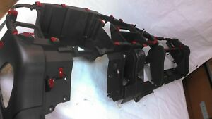 1998 2001 Dodge Ram 1500 3500 Dash Frame Core Assembly Shell Trim Agate