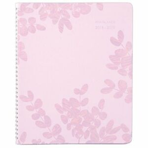 At a glance Academic Weekly monthly Planner appointment Book July 2018 2019 X
