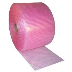 Uboxes Small Bubble Pink Anti static 350 feet
