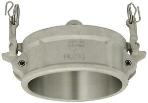 Dixon Valve Coupling Rh400bl Stainless Steel 316 Boss lock Type H Cam And