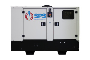 Sps Commercial Diesel Generator From 26 4kw To 202kw Electropack Export Only