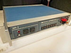 Valhalla Scientific 2790a 2790b Auxiliary Power Systems Interface Panel