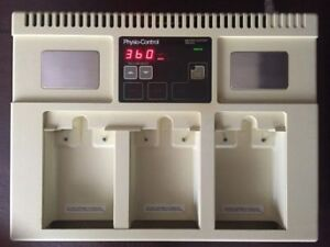 Physio control Battery Support System Charger Tester Bss1 Tested W warranty