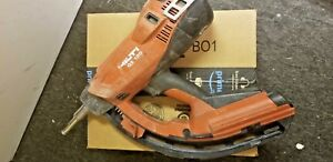 Hilti Gx 120 Fully Automatic Gas Actuated Nail Gun Fastening Tool
