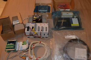 Automation Direcl Click Analog Plc C0 02dd1 d Whit Modules And Hmi