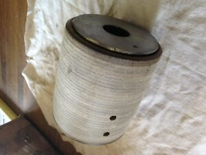 Flat Belt Paper Pulley 2 1 2 Od X 3 1 2 Face X 5 8 3 4 7 8 1