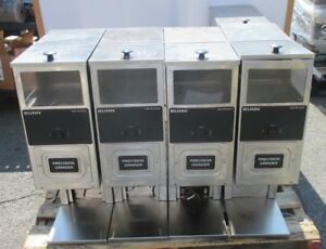 Bunn Grinders Commercial Grade Grindmaster Used Lot Of 9 4