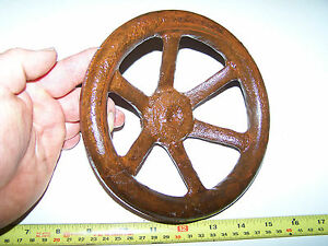 Old Havana Hit Miss Gas Engine Clutch Pulley Handle Steam Tractor Magneto Oiler