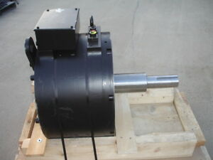Baumuller Synchronous High Torque Direct Drive Motor Dst2 315mo54w 030 5 d 77kw