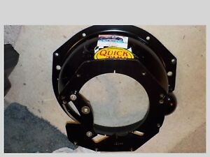 Sbc Bbc Chevy Quicktime Blowproof Bellhousing Ls1 T56 5 Speed Transmission