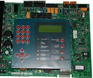 Notifier Afp 200 Fire Alarm Control Panel Replacement Board refurbished