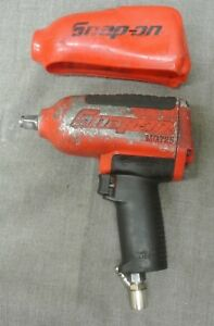 Snap On Mg725 Air 1 2 Impact Driver W Sleeve 113796 11 Nw
