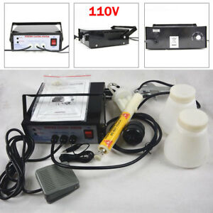 110v Ce Brand New Portable Powder Coating System Paint Gun Coat Pc03 5 Hot