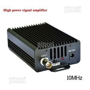 Fya2010s Signal Power Amplifier For Digital Dds Function Signal Generator 10mhz