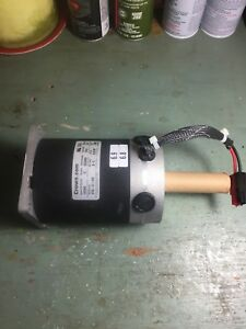 Genuine Crown Forklift Drive 24 Volt Motor 141444 Oem New In Box
