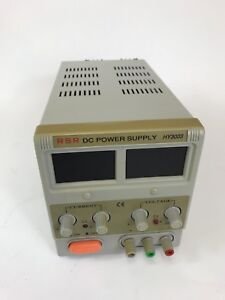 Rsr Electronics Inc Variable Dc Power Supply Hy3003