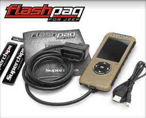 Superchips Flashpaq For 2015 2017 Jeep F5