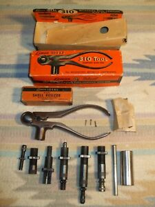 LYMAN IDEAL 310 RELOADING TOOL FOR 30 06 CAL + RESIZER VINTAGE USA
