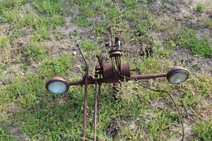 Tractor International Farmall Super C Parting Out Steering Light Tower
