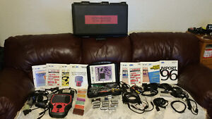 Matco Determinator Scanner 4ch Lab Scope Abs Airbags Obdi Cabels New Battery