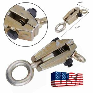 2 Way Pull Clamp Auto Body Repair Frame Back 5ton Self Tightenin G Grips Zq