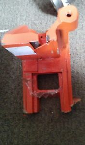 Kubota Parts Front Movable Vice New