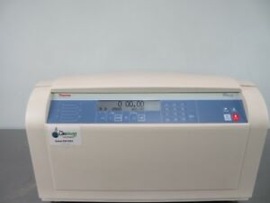 Thermo Sorvall Legend Xt Centrifuge With Warranty See Video