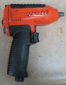 Snap On Mg325 3 8 Drive 90 Psi Max Air Impact Wrench