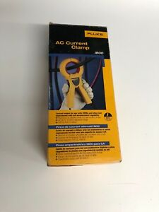 Fluke Ac Current Clamp I800 New Never Used