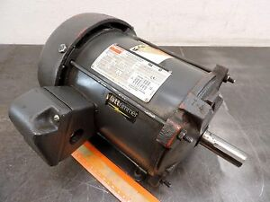 Dayton 5n795a Electric Motor 1 Hp 1735 Rpm 230 460 Volt Three Phase