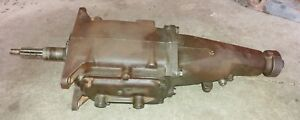 Gm Chevy Manual 3 Speed Transmission 3925647 Date J267 Saginaw 3 Speed