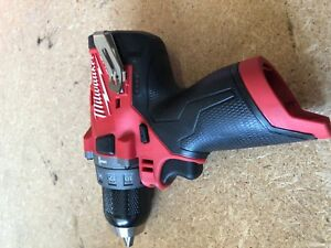 Milwaukee 2504 20 M12 Fuel 12 volt Brushless 1 2 In Hammer Drill Tool only