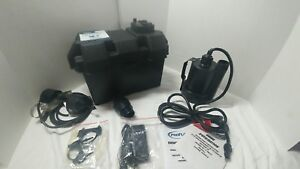 Proflo Pf92910 Battery Back Up Sump Pump System New In Box