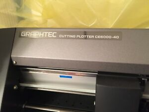 Graphtec Cutter plotter Ce6000 40 Gerber Edge