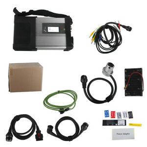 Mb Sd C5 Sd Connect Compact 5 Star Diagnostic Wifi For Car truck Without Hdd