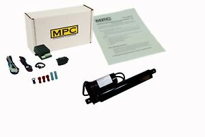Lad Series 12 Volt Actuator W 8 Stroke With 225 Lb Max Load W Switch Kit