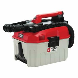 Porter cable Pcc795b 20v Max Wet dry Vacuum 2 Gallon